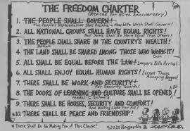 The Freedom Charter