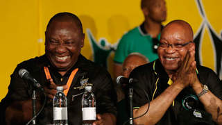 At least Zuma was in charge of the ANC national executive committee (NEC)